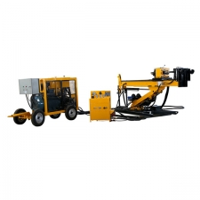 DFU-300 Fully Hydraulic Underground/Tunnel Drilling Rig