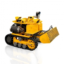 DFV-D20 City Tunnel Underwater Dredging Robot