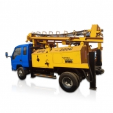 DFQ-200C Truck Mounted Pneumatic Drilling Rig