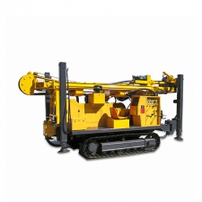 200m DFL-200S Hydraulic Drill Rigs for Water Well