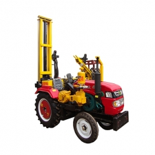 DFQ-100T Tractor Type Water Drilling Machine