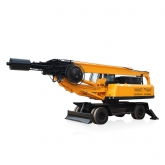 20m DFR-20W Rotary Pile Driver for Sale