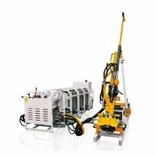DFN-800 Fully Hydraulic Portable Drilling Rig