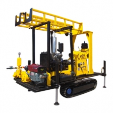 XY-600C Core/Water Well Drilling Rig