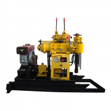 Rotary Core Diamond Drilling Rig XY-150