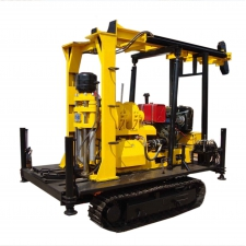 XY-400C Water Well Drilling Rig