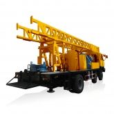 DFC-200 200m Truck Mounted Water Well Drilling Rig