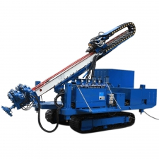 DFM-135H 140m Anchor Drilling Rig for Foundation
