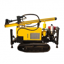 DFQ-100 100m DTH Pneumatic Drilling Machine